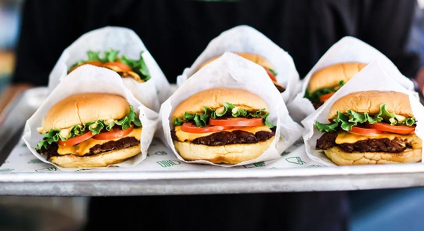 La franquicia de hamburguesas Shake Shack llega a Ciudad de México